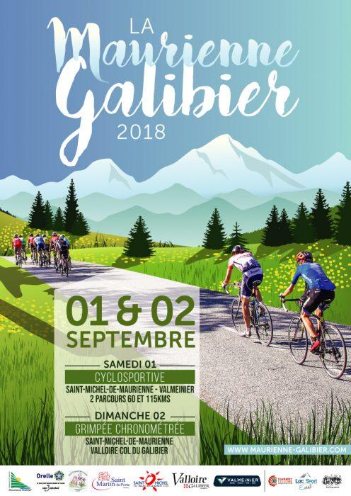 Affiche Maurienne Galibier